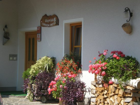 Tourist farm Majercek : The farm