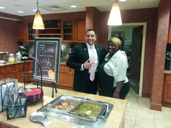 Homewood Suites West Palm Beach: Ms. Mary - The Most Awesome Kitchen Team Leader