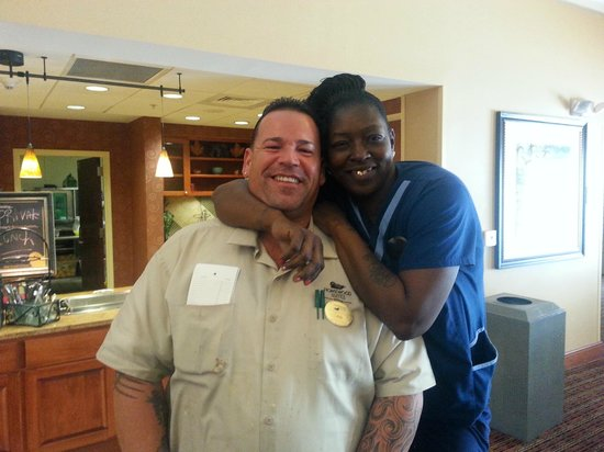 Homewood Suites West Palm Beach: Awesome Team Members