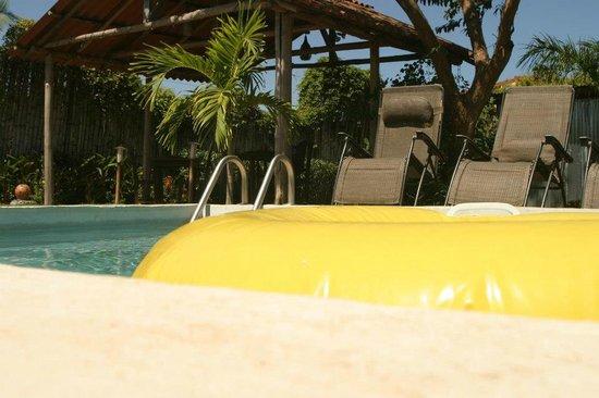 Pool at Pedasito Hotel