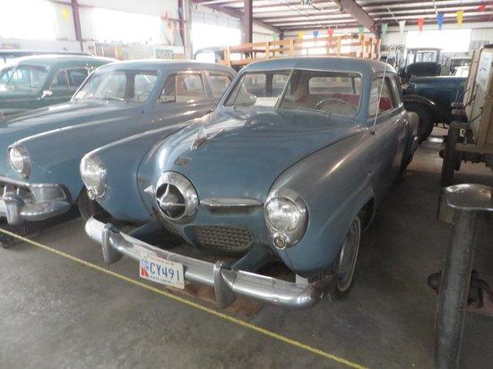 """Bonanzaville USA: 1957 Studebaker """"}Bullet nose"""""""