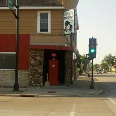 Mabel Murphy's: The bar
