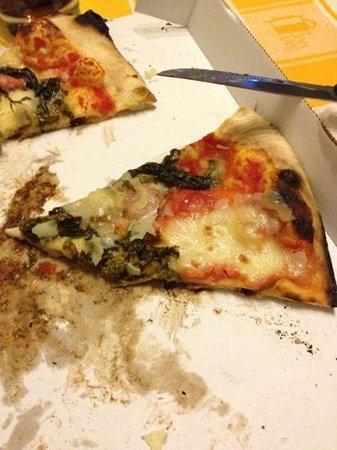 Hotel Steinbock : pizza!