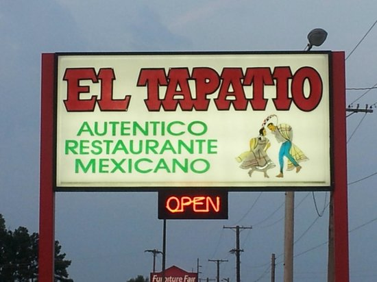 El Tapatio : Do not pass by this restaurant