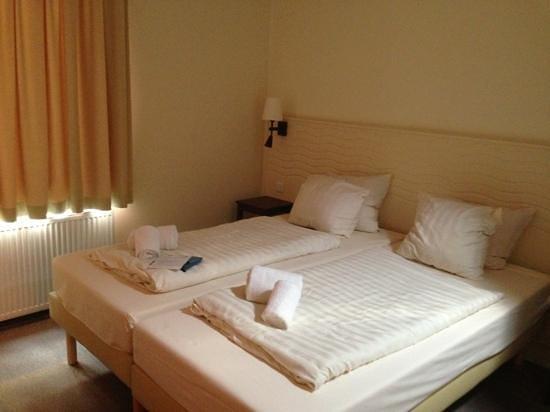 Eden vip slaapkamer met safe, tv en föhn - Foto van Center Parcs Het ...