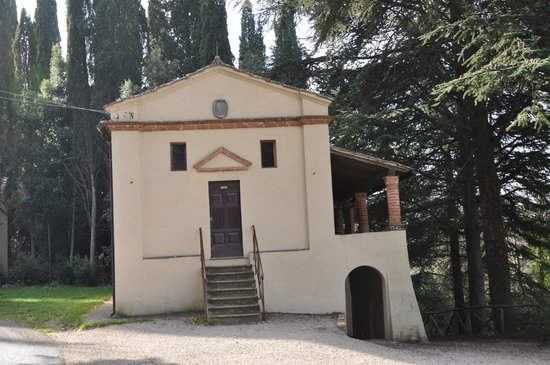 Il Focolare: Cappelle di San Vivaldo