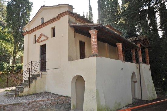 Il Focolare: Cappella di San Vivaldo
