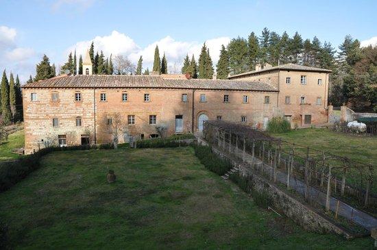 Il Focolare: Convento di San Vivaldo