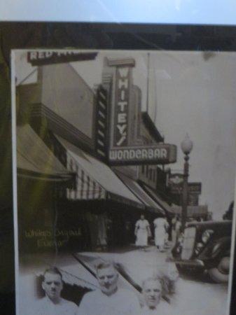 Whitey's Cafe: Whitey's in the 1930s