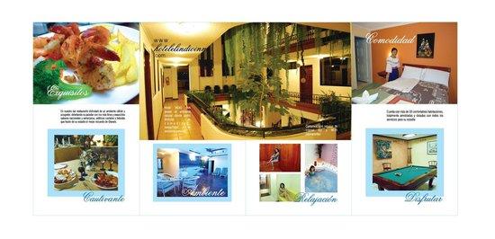 Hotel El Indio Inn: informacion
