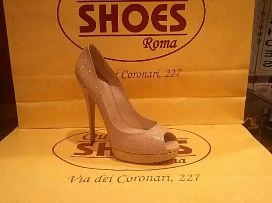 Outlet Shoes Roma: splendida