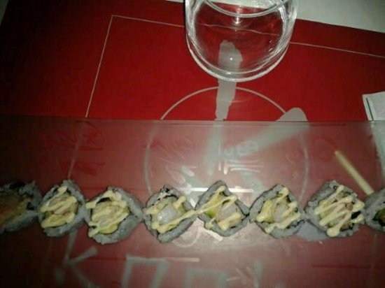 Kooka: maki ebi tempura