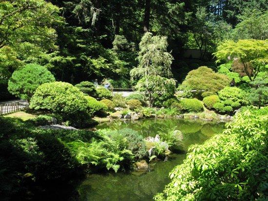 Portland Japanese Garden Picture Of Portland Japanese Garden Portland Tripadvisor