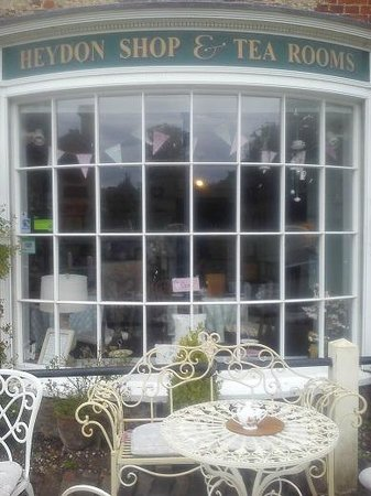 Heydon Village Tea Shop: Heydon Tea Room