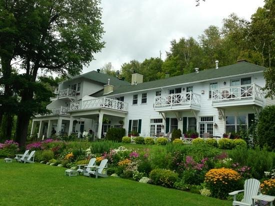 North Hatley Quebec Hotels