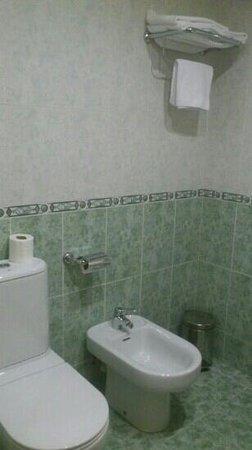 Hotel Rio Cabia: Aseo 1