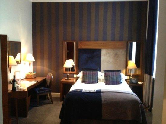 Malmaison Hotel: beautiful room