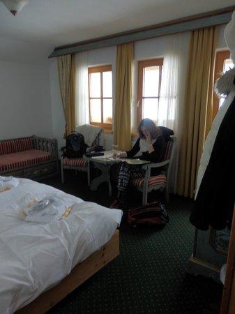 Hotel Kristall: .