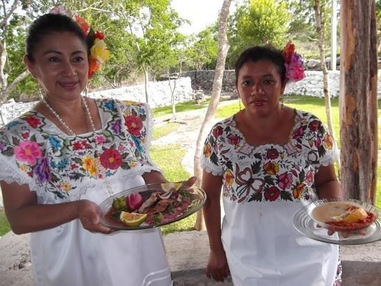 Nah Cocom: traditional Yucatecan cuisine