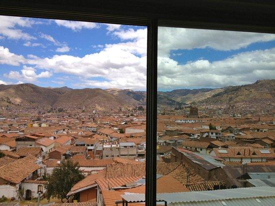 Casa Andina Standard Cusco San Blas: View from room