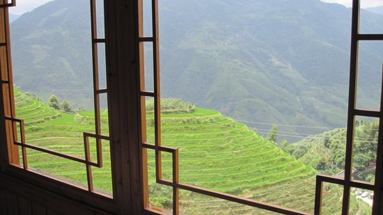 Long Ji One Hotel: Stunning views from the rooms