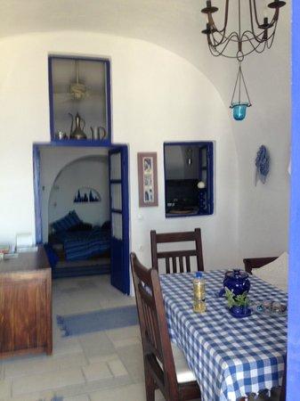 Ifestio Villas : inside hercules