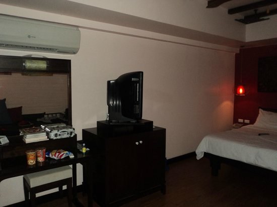 Krabi Cha-Da Resort : Quarto