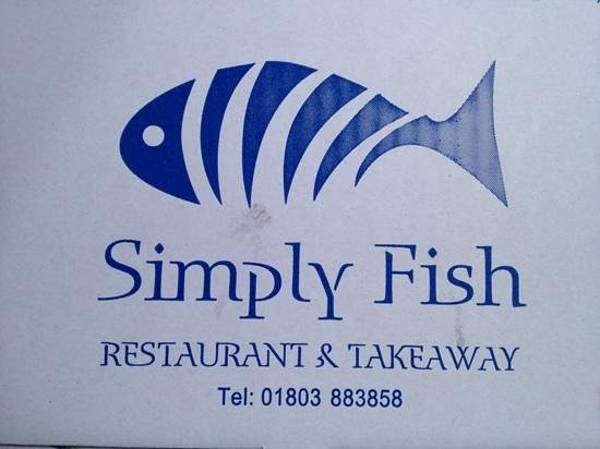 Simply Fish: great quality fish n chips