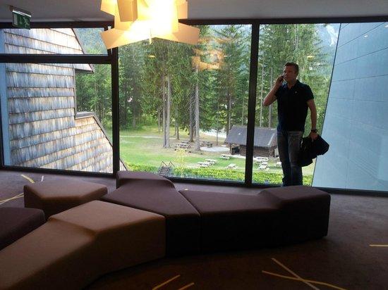 Hotel Spik : view