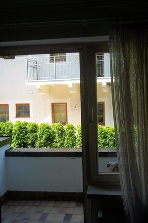 Romantic Hotel Alpenblick: Blick aus Zimmer 212
