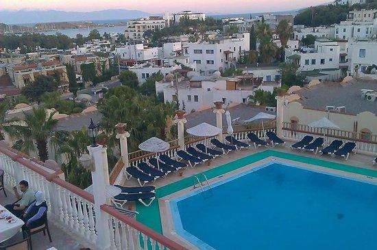 Palm Garden Hotel: Silent Pool