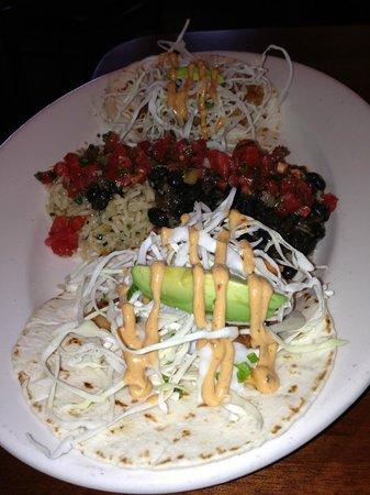 J Alexander's Restaurant: Fish Tacos