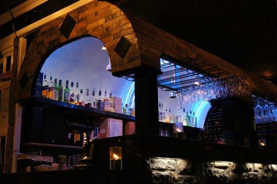 Greek Islands Restaurant: Bar