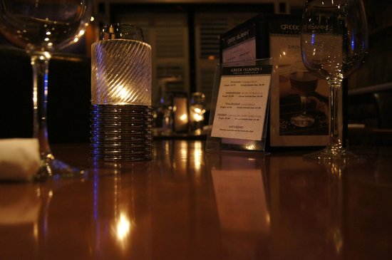 Greek Islands Restaurant: Drink Specials