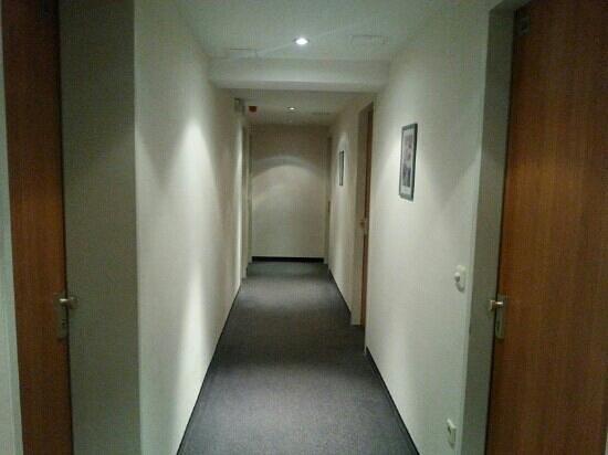 Ambiente Hotel: Hallway