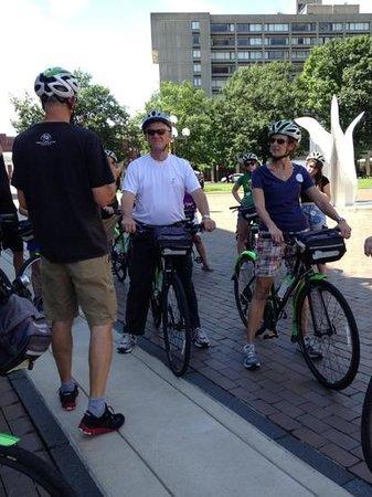 Urban AdvenTours: city tour