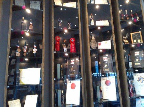 Pillitteri Estates Winery: Pillitteri Awards