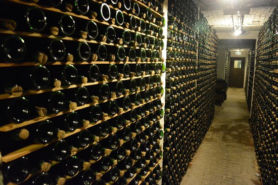 Hereford Cider Museum: Bottle Store