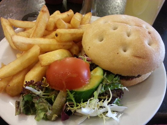 Bree Louise: The Wild Boar Burger (£7.50)