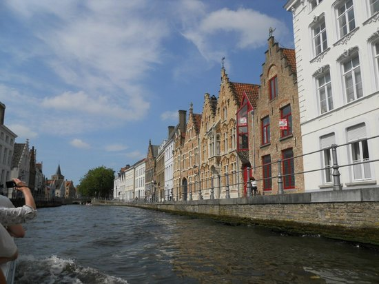 Europ Hotel : Trip on the canal