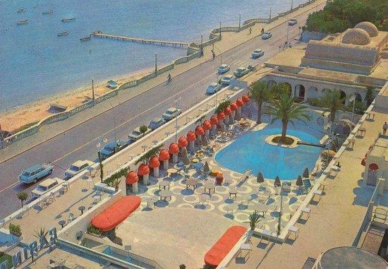 Al Waddan Hotel: Still looks the same since 1938