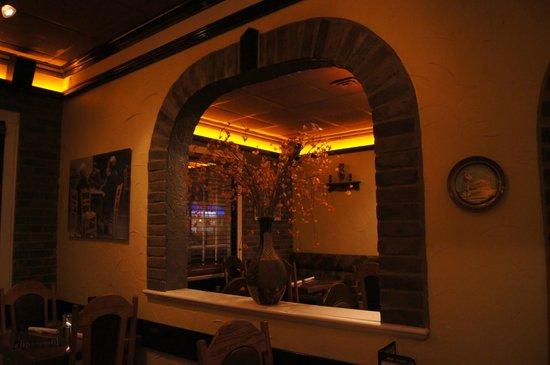 Greek Islands Restaurant III: Main Dining Area