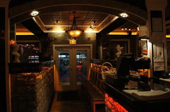 Greek Islands Restaurant III: Entrance
