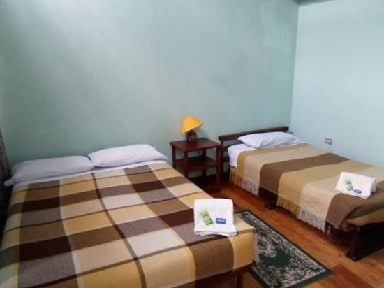 Aleida's Hostal: double room