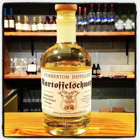 Pemberton Distillery : Our German Kartoffelschnaps