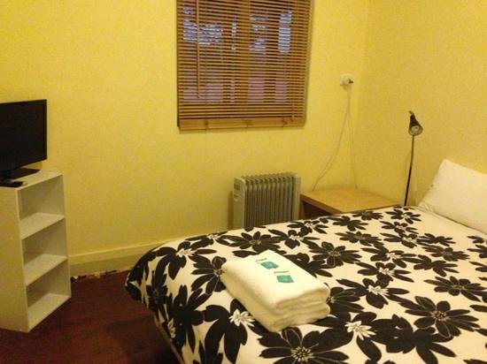 The Railway Motel & Inn: spa room