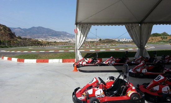 kart over fuengirola Go Kart STOP please !   Traveller Reviews   Karting Experience  kart over fuengirola