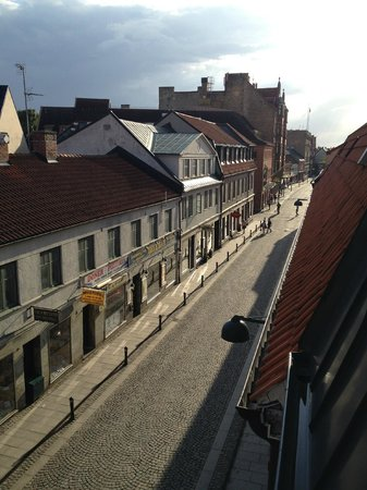 StayAt Lund: View from our room