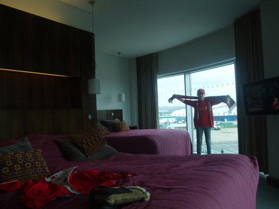 Millennium Madejski Hotel Reading: Fab room