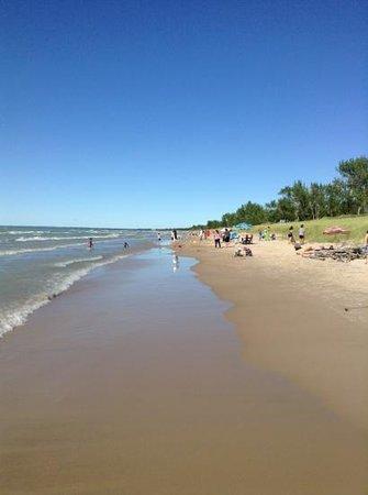 Pinery Provincial Park Beach